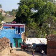 Temple Vamana, vue du toit